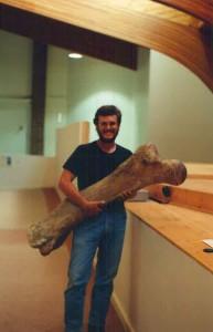 SK mammoth bone